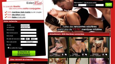Test, Analyse & Avis sur Eden Flirt